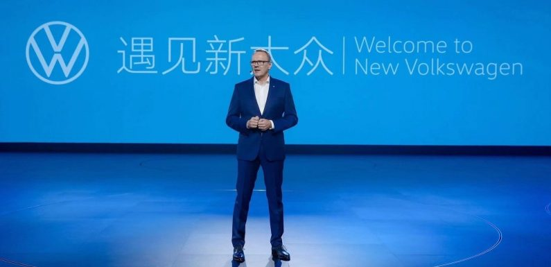 VW in Criticized for Chinese Plant in Area Dominated by Uyghur Detention Centres
