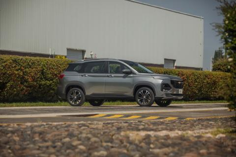 Mexico's Chevrolet Captiva is a re-badged MG Hector