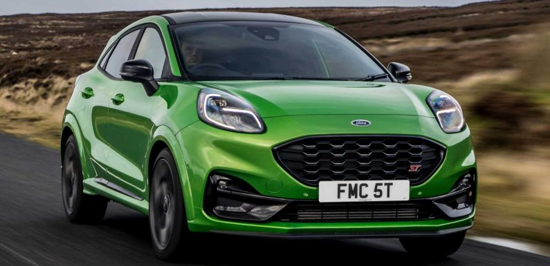 New Ford Puma ST 2020 review