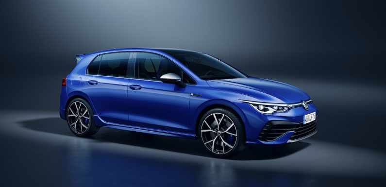 Mk8 Golf R Makes 315 HP, Available with Manual, Gets Round the Nurburgring 19 Seconds Faster than Mk7