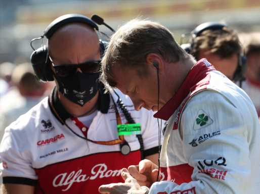 Antonio Giovinazzi: 'Kimi is still one of the best' | F1 News by PlanetF1