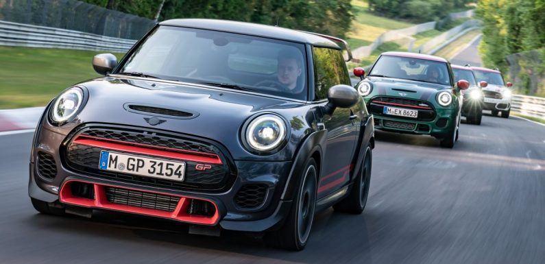 MINI John Cooper Works – a tale of remarkable origins – paultan.org