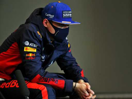 Max Verstappen: Lack of energy on straights hurting RB   F1 News by PlanetF1