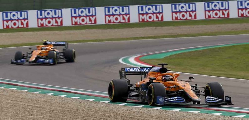 McLaren's Imola troubles began on Saturday | F1 News by PlanetF1