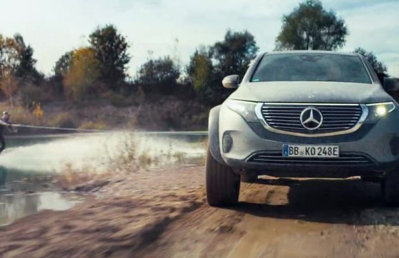 Mercedes-Benz EQC 4×4² stars in new promo video – paultan.org