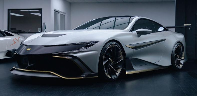 Naran Automotive unveils new GT3-inspired hypercar – 5.0 twin-turbo V8, 1,062 PS, 1,036 Nm; 0-96 in 2.3s! – paultan.org