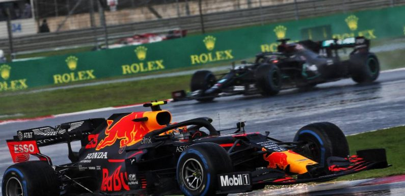 Alex Albon claims Istanbul P7 'was looking like a win' | Planet F1
