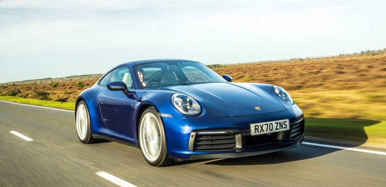 New Porsche 911 Carrera S manual 2020 review