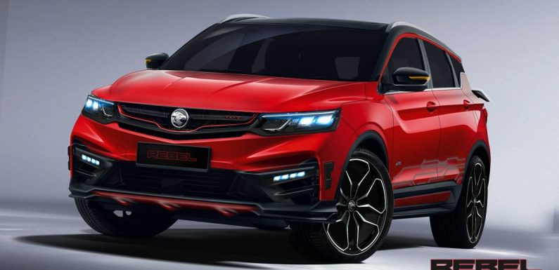 Proton X50 gets customised virtually by Durian Works – paultan.org