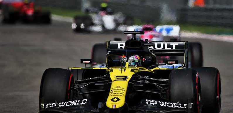 'Underdogs' Renault still chasing P3 | F1 News by PlanetF1