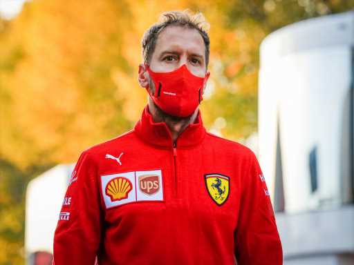 David Coulthard: Ferrari right to discard 'spent force' Sebastian Vettel
