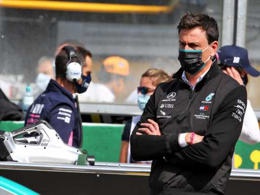 Toto Wolff wasn't worried about Russell being dropped | F1 News by PlanetF1