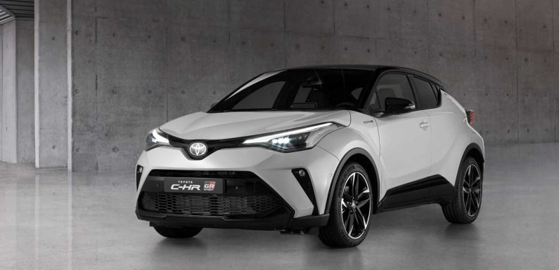 Performance-inspired Toyota C-HR GR Sport unveiled