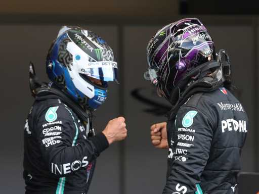 Lewis Hamilton: 'Bottas doesn't get the credit he is due' | F1 News by PlanetF1