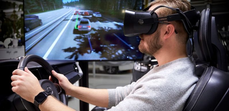 Volvo 'ultimate simulator' for developing safety tech – paultan.org