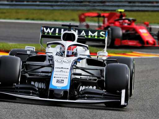 George Russell encouraged by Williams 'breakthroughs'   Planet F1