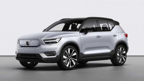 Volvo XC40 Recharge Electric SUV launch in July 2021