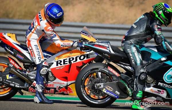 "Marquez: Yamaha ""cheated"" – and its MotoGP riders knew it"