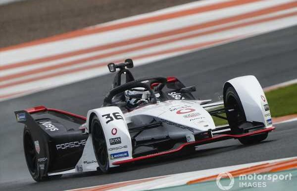 Lotterer ends day one of Valencia Formula E test on top