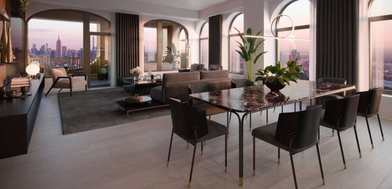 Aston Martin Designs Five Luxury New York City Homes, DBX Included