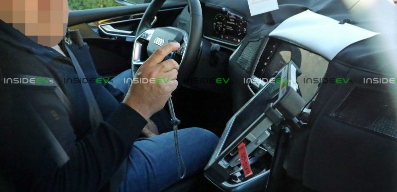 2021 Audi Q4 e-tron And Q4 e-tron Sportback Interior Seen For The First Time