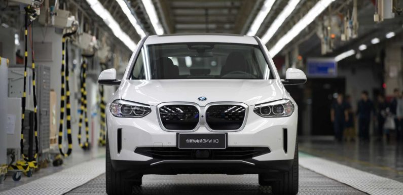1,600 BMW iX3 Coming To Europe In 2020: Only 12,000 In 2021?