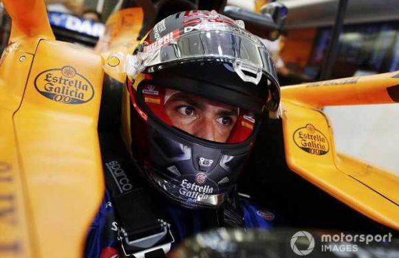 Carlos Sainz set for first Ferrari F1 test with 2018 car