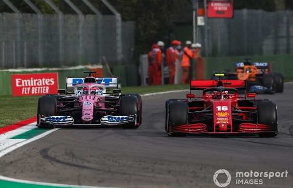 Ferrari concedes fighting for third will be 'very difficult'