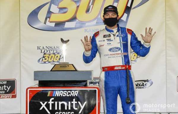 Chase Briscoe enters Xfinity title race with 'nothing to lose'