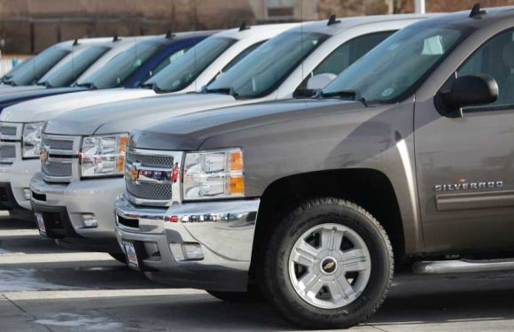 GM Recalling 7 Million Pickup Trucks Over Takata Airbags, Will Cost $1.2B