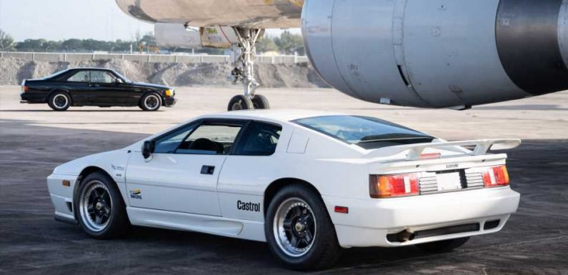 Behold This Time Capsule of Single-Owner, Practically New '80s Supercars