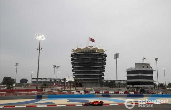 F1 live: Follow Bahrain GP practice as it happens