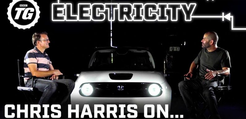 Chris Harris Discusses The Future Of EVs With Power Company Representative