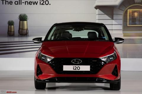 Over 10,000 Hyundai i20s booked in just 9 days