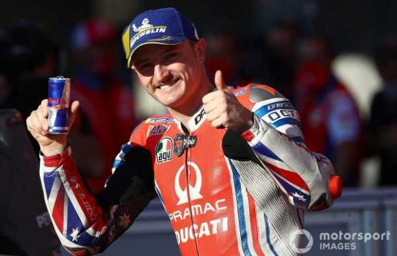 Jack Miller 'closed a few mouths' during Pramac MotoGP stint