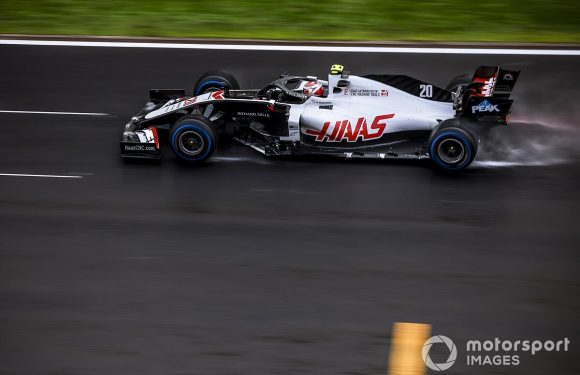 Magnussen worried he could trigger crash with leaders in Turkey