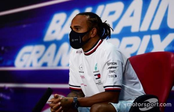 F1 news: Hamilton says salary cap shouldn't hinder young driverss