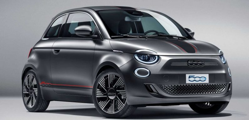 New Fiat 500e Now Available With Over 80 Accessories From Mopar