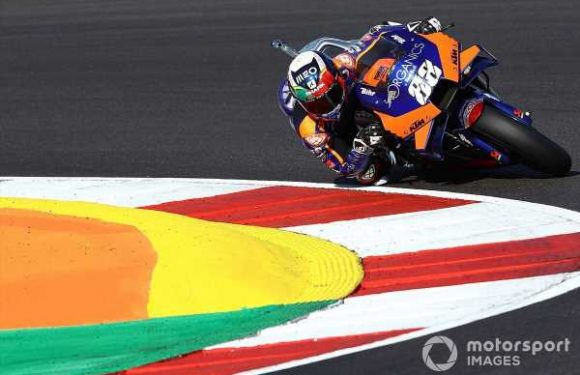 Portimao MotoGP: Oliveira dominates home race for Tech3 KTM