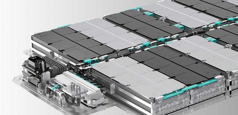 Nio Presents New 100 kWh Battery Pack And Battery Upgrade Plans