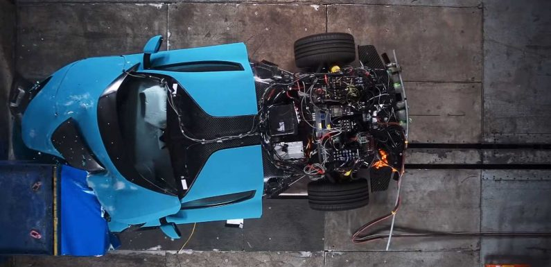More Rimac C_Two Prototypes Destroyed For Safety