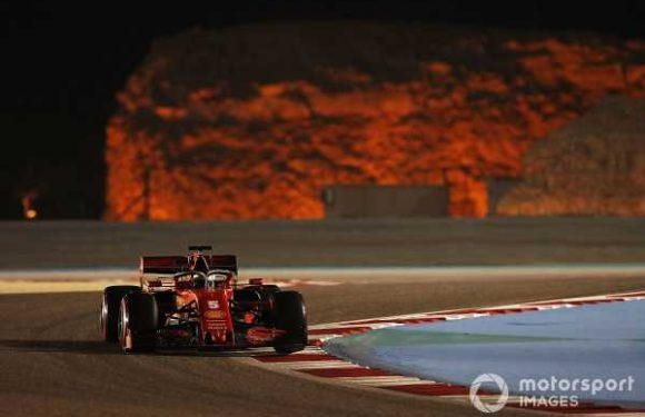Vettel hopes F1 abandons switch to new tyres in 2021