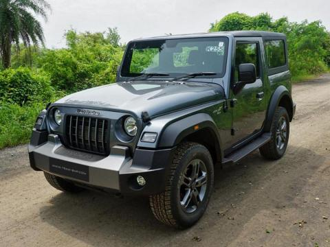 Mahindra Thar AX & AX Std silently removed from website