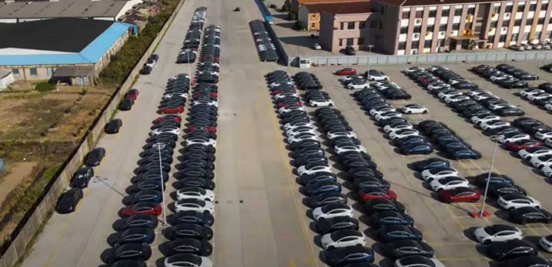Tesla's Giga Shanghai To Boost Production To 5,700 Cars Per Week In November