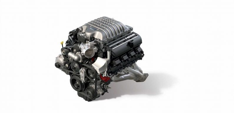 Mopar Adds 807-hp Redeye V8 To Crate Motor Lineup