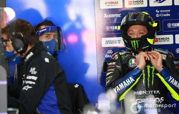 Rossi cleared to race in Valencia GP after negative COVID tests