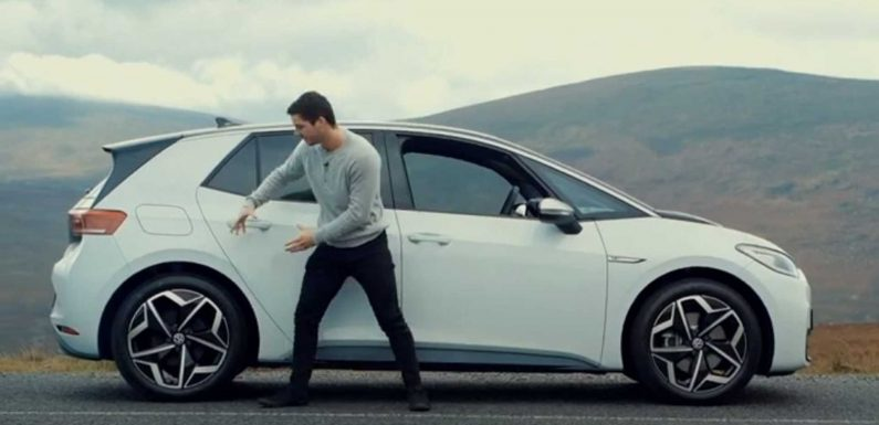 Volkswagen ID.3 Electric Car Full Test Drive Review: Is This The Future?