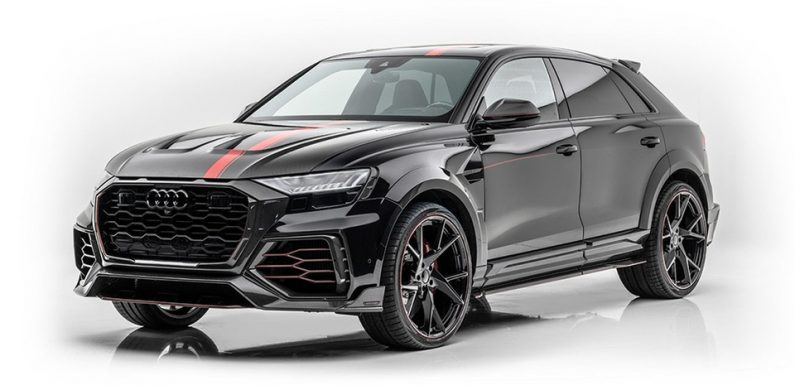 Mansory's 769 HP Audi RSQ8 Is a Supercar Killer