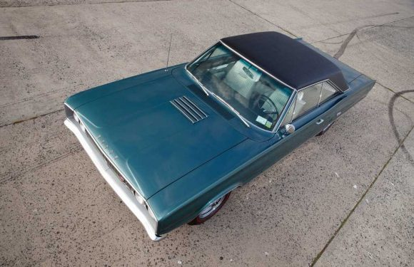 This 1967 Dodge Coronet R/T Was Rescued From a Rusty Fate