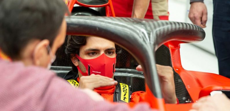 Carlos Sainz not fearing Ferrari will spit him out | Planet F1